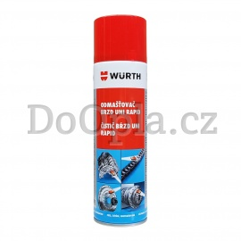 Čistič brzd Uni Rapid 500 ml, WÜRTH